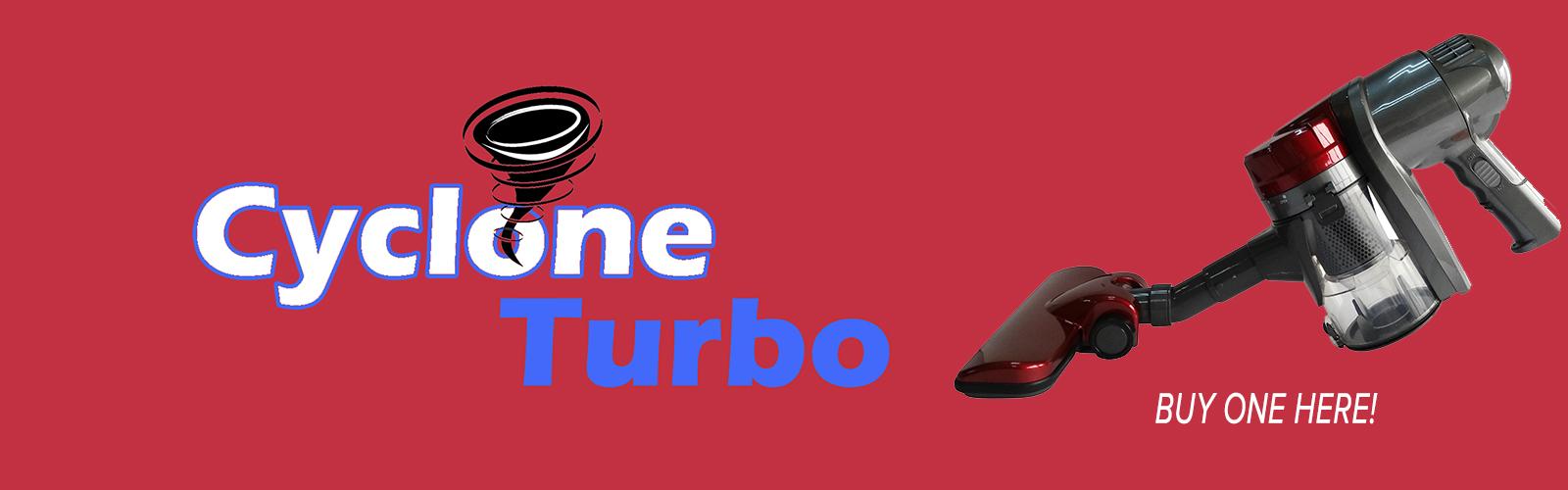 Cyclone Turbo Vac